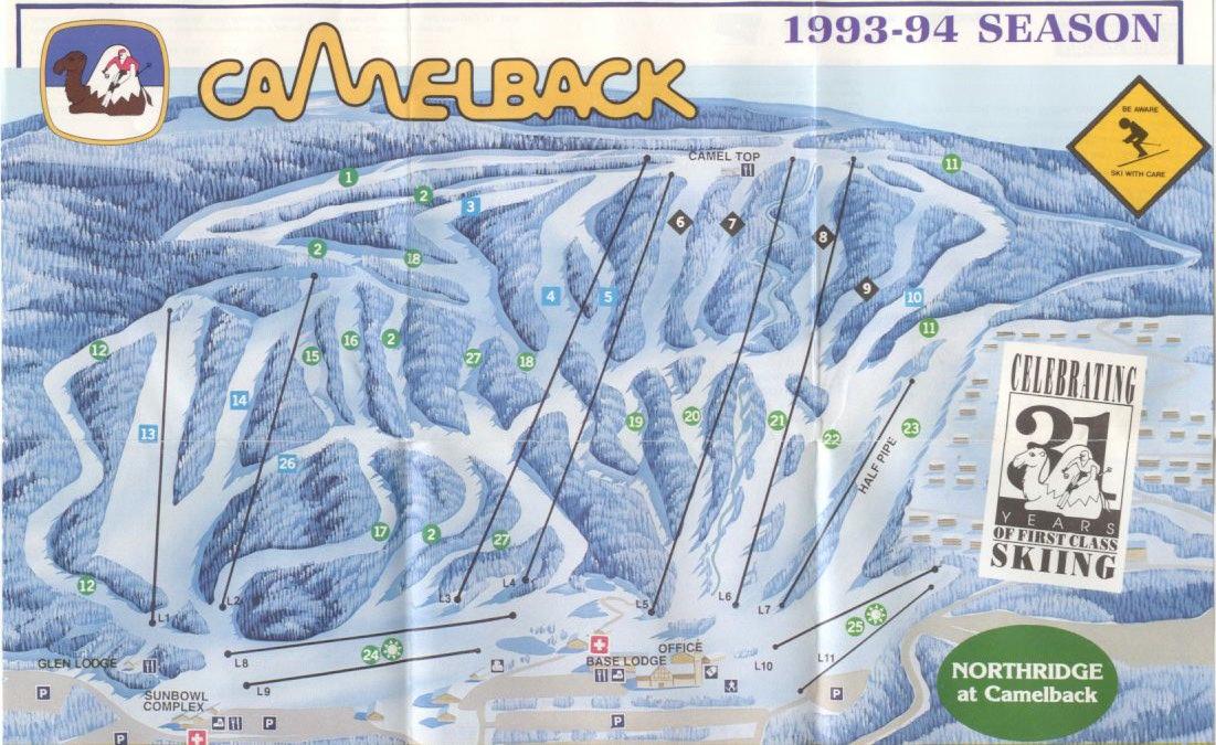 Camelback - GEOSAP on